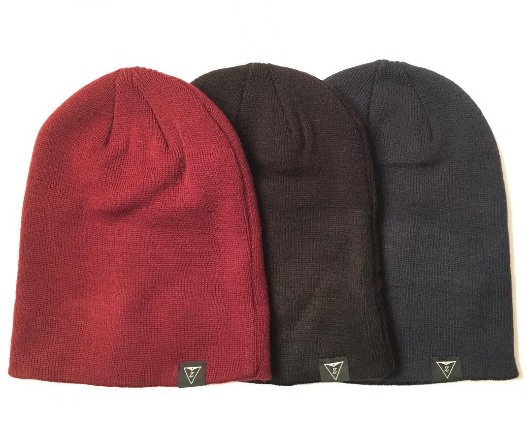 New In. Beanies