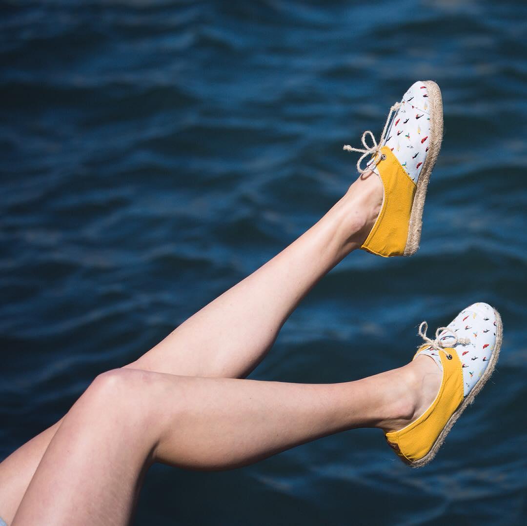 ¿Viste que lindas que quedan las Tides puestas? Estas son las Multicolor, mira hay para todos los gustos