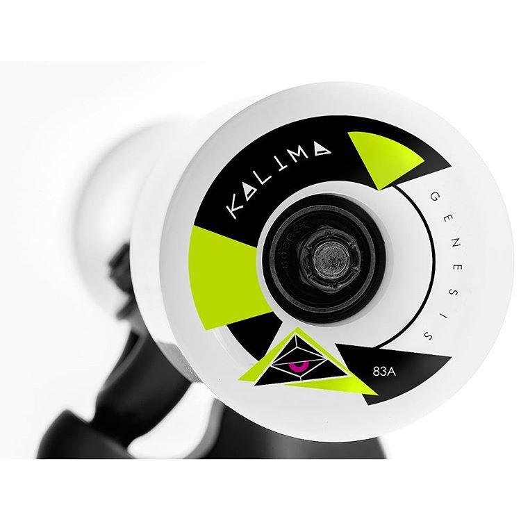 Kalima Genesis Longboard Wheels #kalimaboards #longboards ##skateboarding