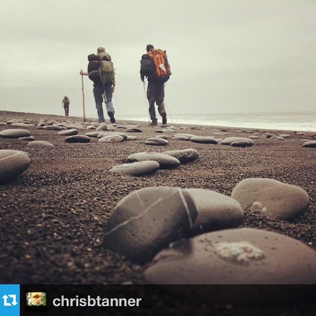 So many great photos from this weekend on #thelostcoast // will be posting more but had to #regram this shot from our #adventure mate @chrisbtanner #beach #hiking #wild #California #neverstopexploring #exploremore #backpacking #offthegrid #wanderlust