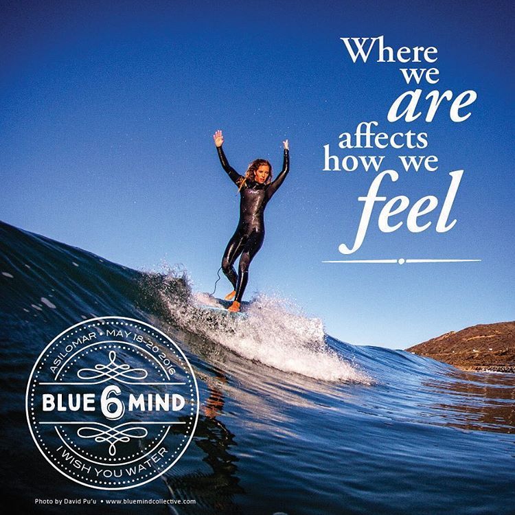 We'll be surfing #BrainWaves this Weds-Fri as part of the 6th Annual #BlueMind conference, down in Monterey, CA ~ and it's a party wave, so drop on in!