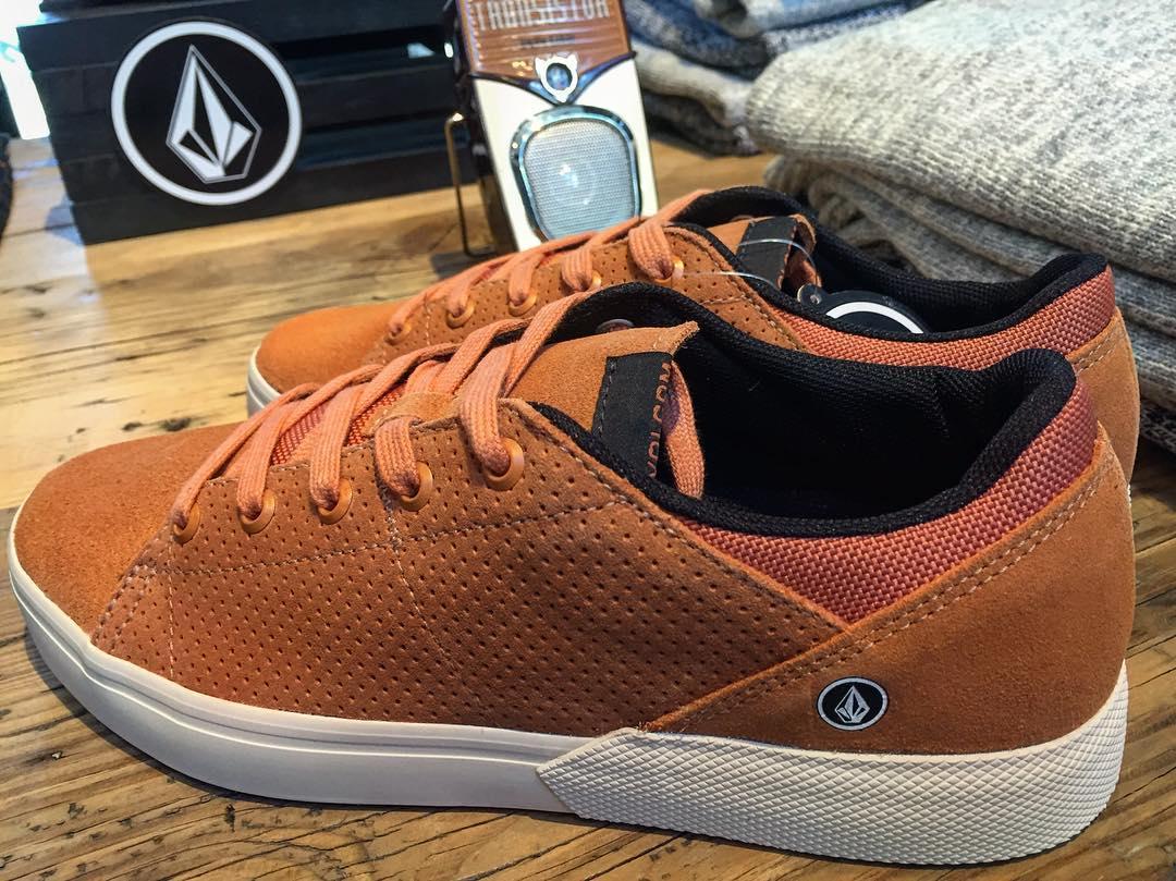 Vulture Brick #volcomfootwear #AW16 #truetothis