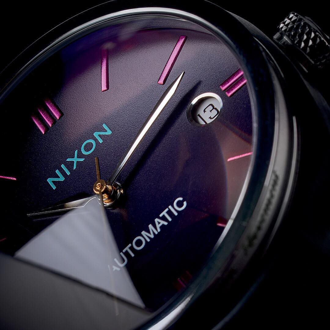 Refined design and Swiss made. The #Supremacy from the #RSVP collection flips high-end on its head. #Nixon
