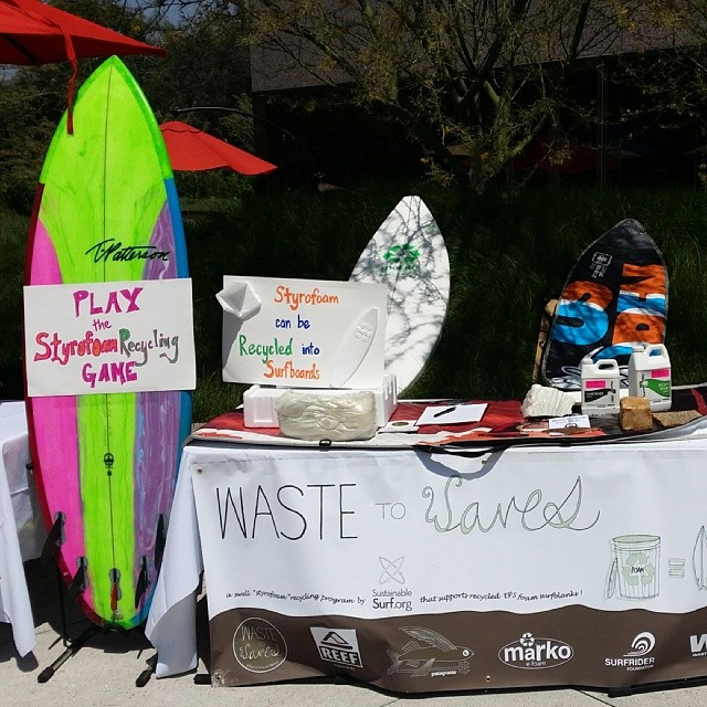 Earth Day is here. It's time to spread the good word on sustainabilty and surfing. Waste to Waves, the #ECOBOARD Project, Deep Blue Surfing Events and #deepbluelife are our award winning programs. We are stoked to have so many surfers and surf...