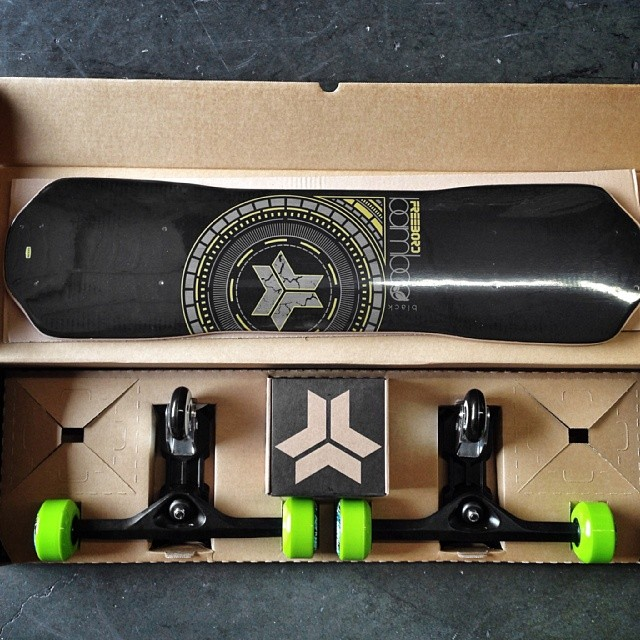 Congratulations to @raigotti11 for winning our board giveaway contest. Next giveaway is next month.