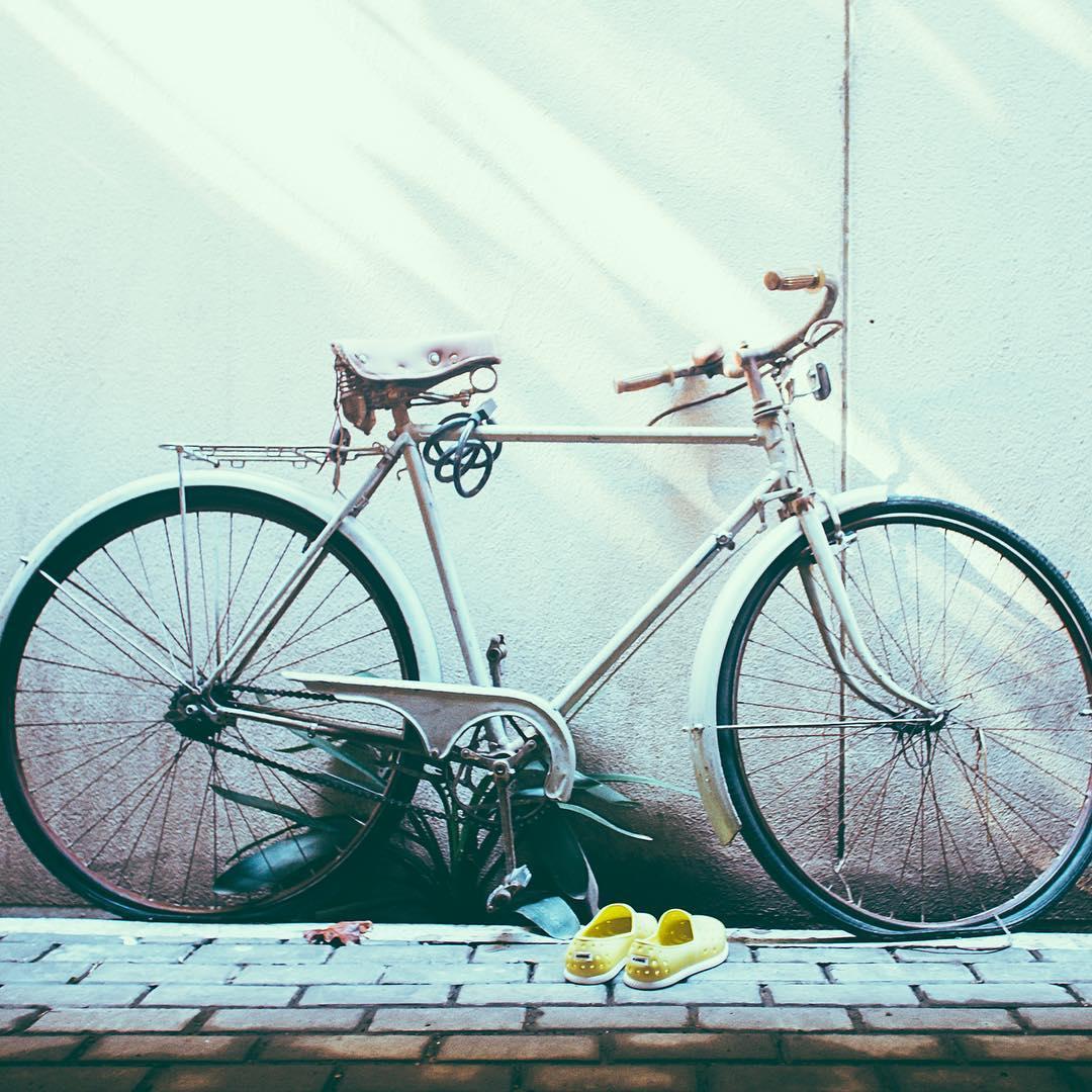 Agarrar la bici, las #HUMMS y a pedalear la semana. #LoMejorDeCadaMundoEnTuMundo