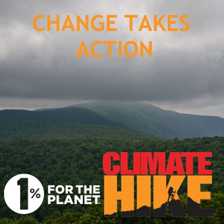 How much is our Planet worth to you? We're taking steps (literally) to inspire greater collective action for the pressing issue of #climatechange but we need your help to fuel the movement by getting us on-the-trail this August. Support your...