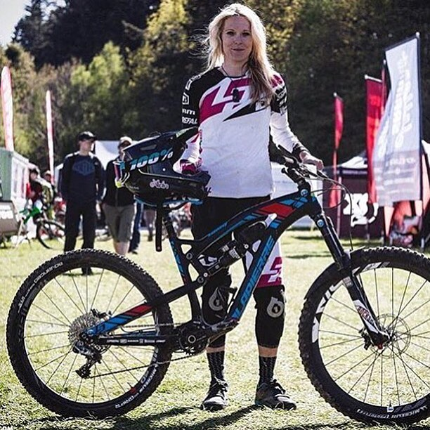 Go @rae_morrison ! It's @world_enduro time soon and we can't wait to see @lapierrebikes enduro team in action #661Protection #SixSixOne Photo #Repost @enduromag // @rossbellphoto #ProtectFun