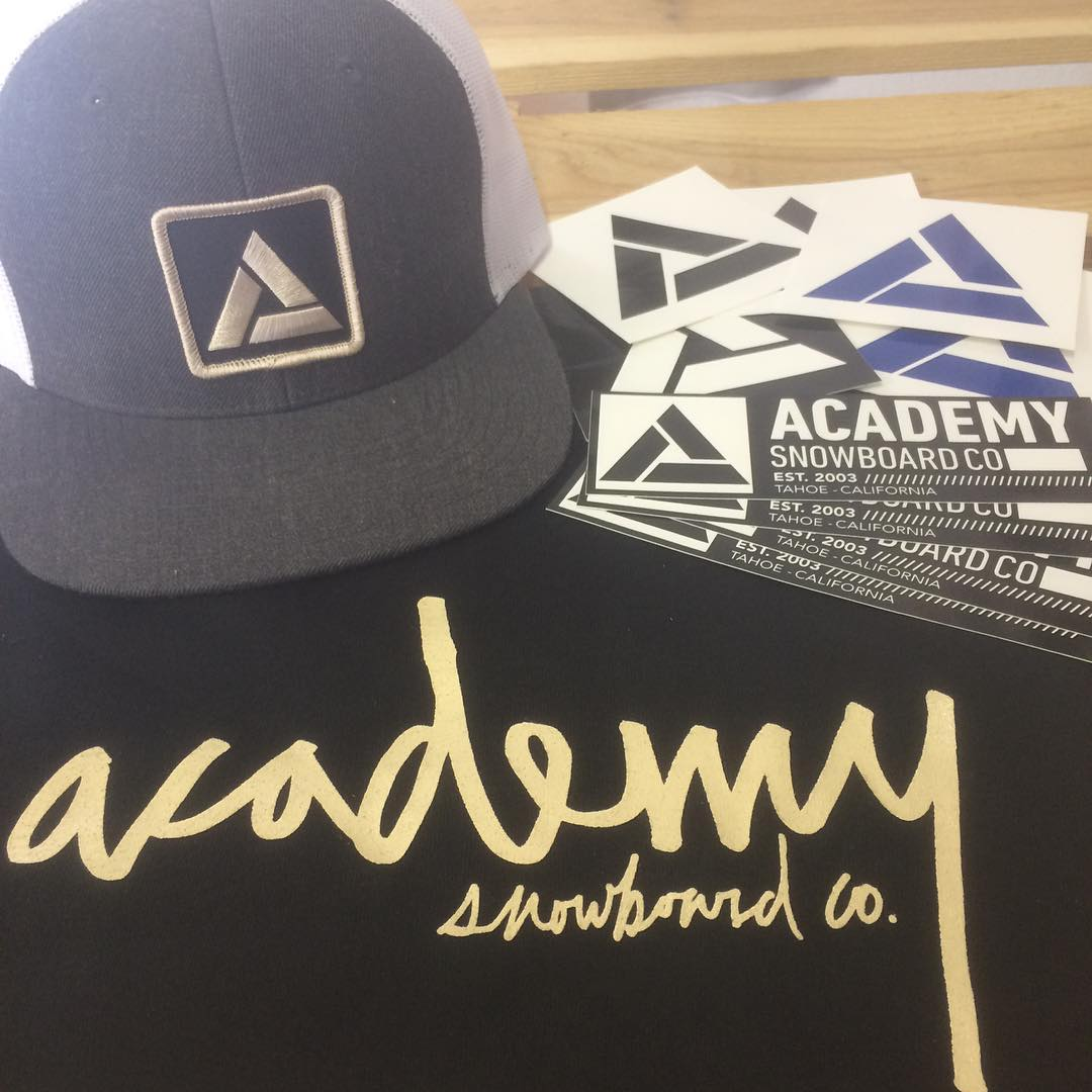 Want to win this Academy gear pack? Follow us and tag your homies you shred with, tag the most to win! #academygiveaways