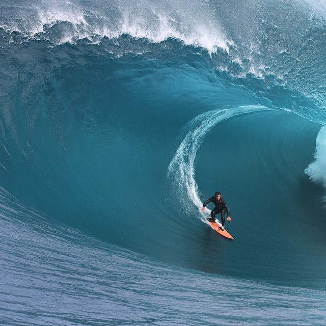 #WorldOfXGames shoot in Western Australia. Surfer: Dean Morrison ( @dingomorrison ) Photo: Trent Slatter