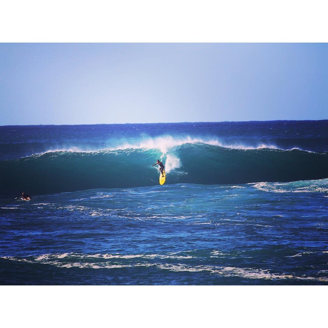 Waimea #awesome#awesomesurfboards