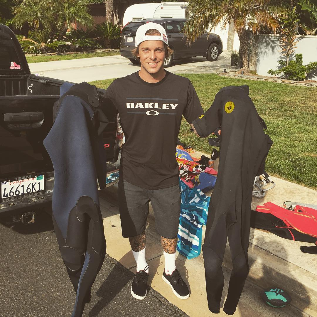 Dialed in @shecks with a couple fresh new suits from our Prime collection ⚡️ #allthingswater #bodyglove