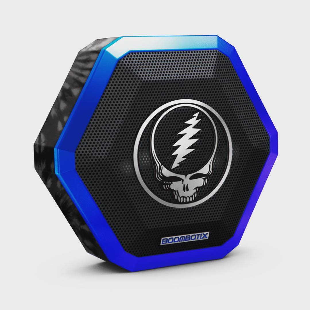 New spin on the @gratefuldead on a Boombot PRO - Is your Dad a dead head? #veryrare #fathersday