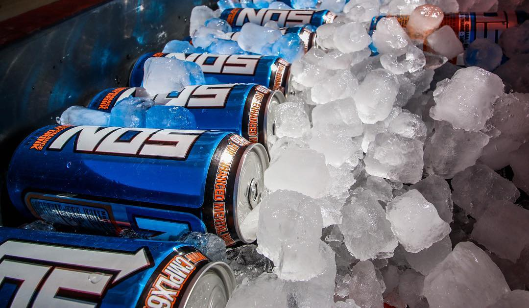 @nosenergydrink on ice in this heat wave