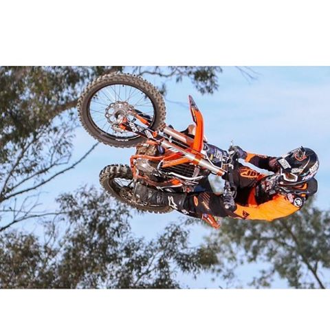 #Moto the new #KTM 450 is nice.
