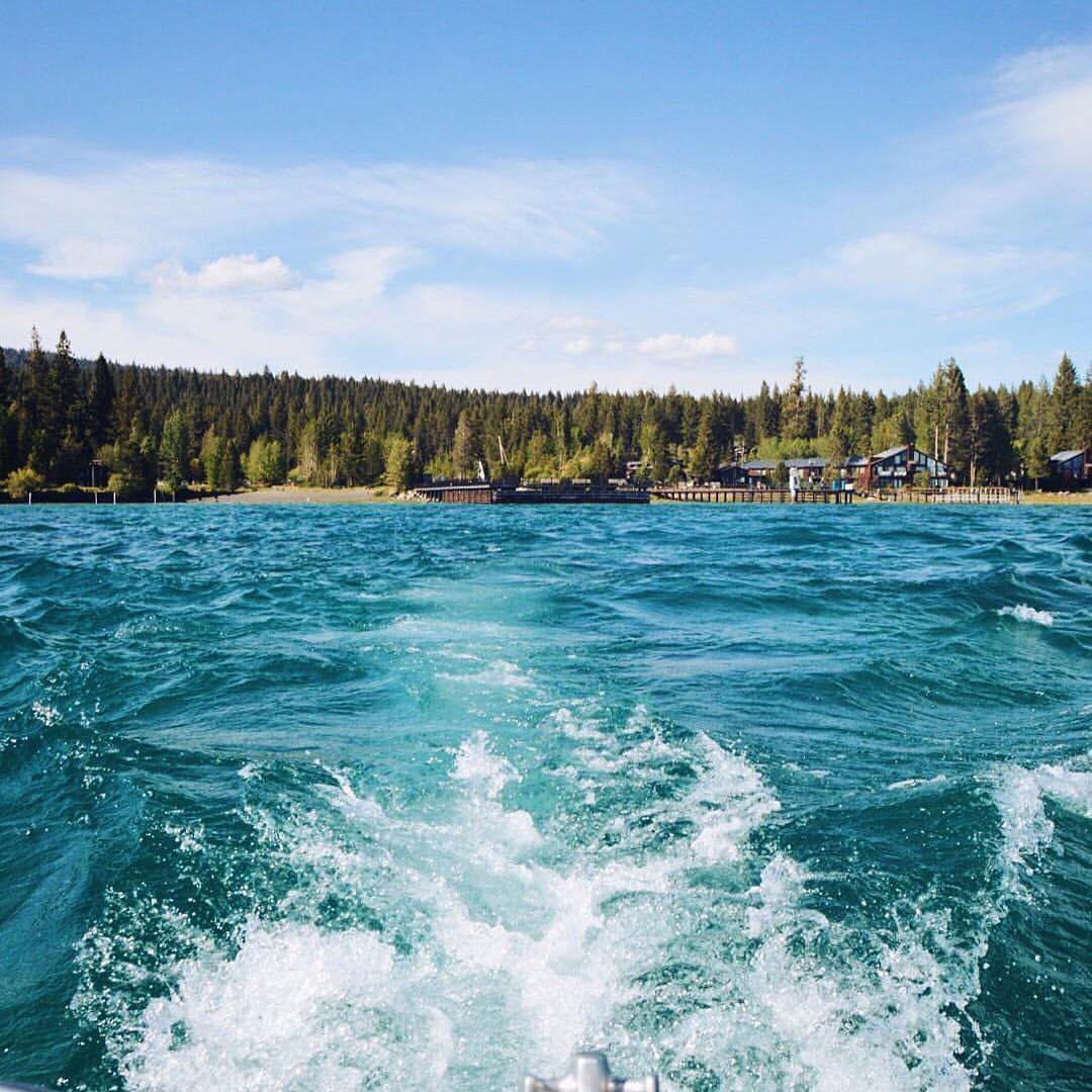 Summer on the lake!  #CA89 #takeapeak
