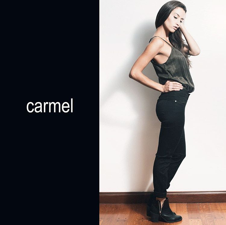 Black jean carmel #BestInTown