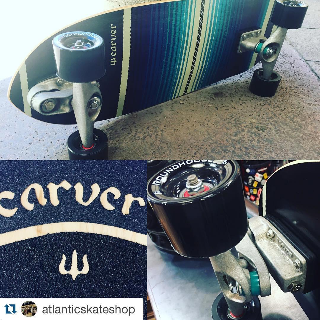 #Repost @atlanticskateshop with @repostapp. ・・・ CARVER SERAPE C7 #carver#streetsurf#surfyourskate#instaskate#surflife#summer#goodride#ridethebest#fucktherest#skateboarding#atlanticskateshop #mayol #toulon
