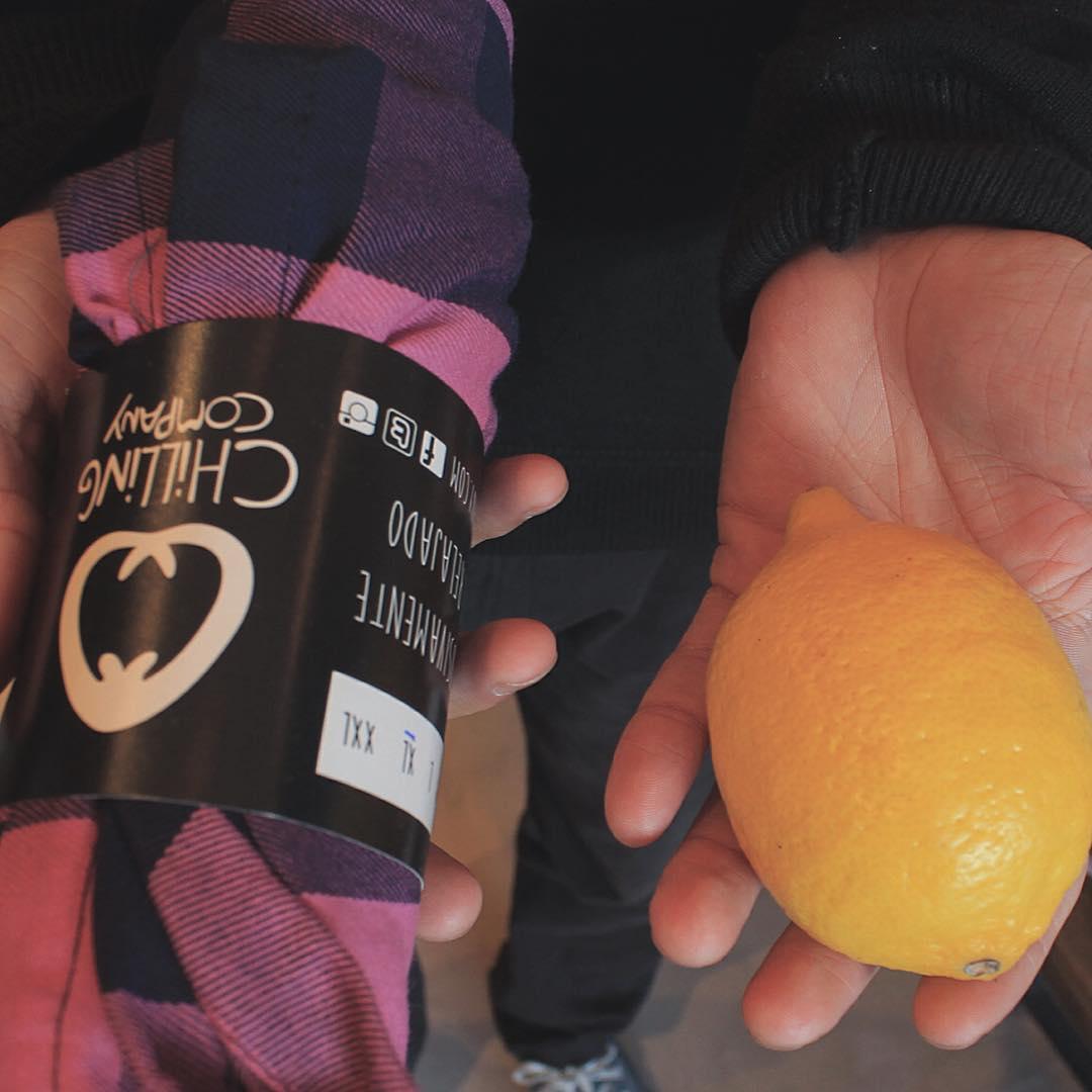 Seguimos regalando limones con la compra de nuestros productos.
