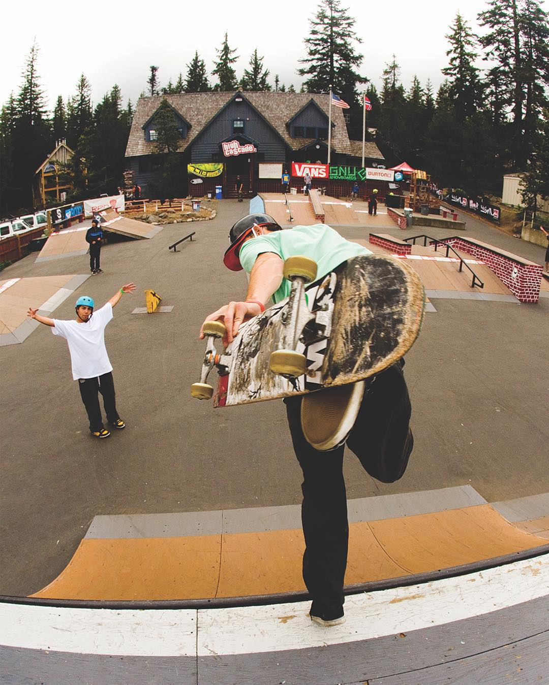 The days between now and skating the @highcascade #streetcourse with @sleepystevens are numbered!