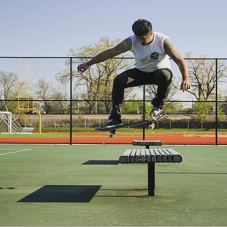 Saturdays are for Skating.  Remember to tag us @concretenative with all your awesome Concrete Native photos!  Thanks for the photo @haralvarado and @skatebeerd!  #skate #skateboard #skateboarding #sk8 #skatelife #weekend #sk8life #concretenative...