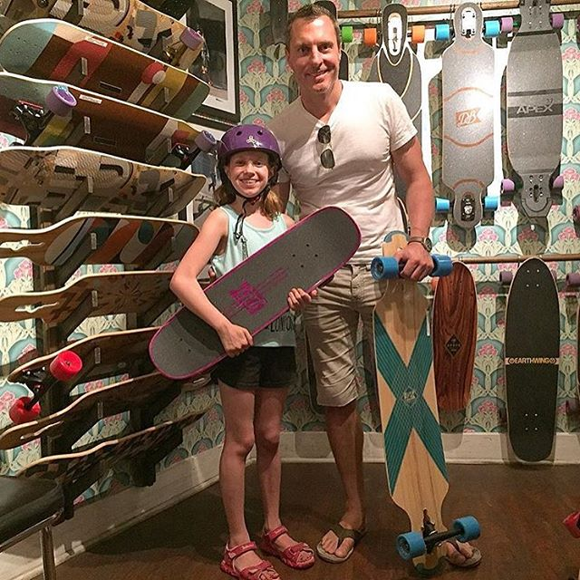 A Double DB pickup from @unclefunkysboards in New York! Regardless of age, style and size we have a skateboard for you! #dblongboards #ny #longboard #skateboard #dbmini #dbcompound