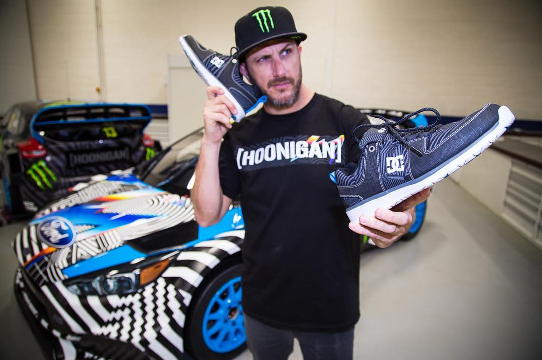 Have you checked out @kblock43's new DC signature collection, including Ken's favorite the Lynx Lite KB? Shop the collection --> dcshoes.com/kenblock. #dcshoes #kenblock