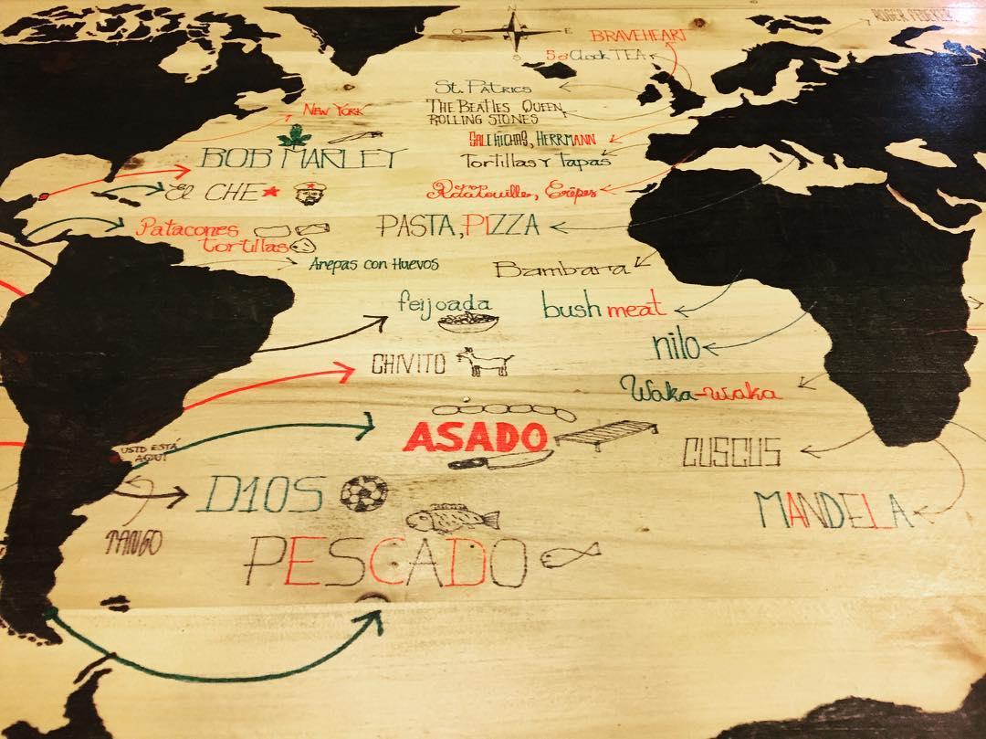 Un recorrido sentido #abocado #trippingmood cc @abocadocantina