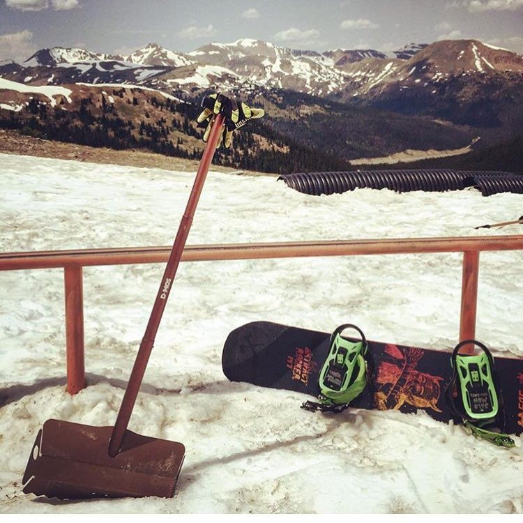 @fun_size_crew just won't quite! It's #nationalgoskateboardingday and these guys are still ripping the mountains in Colorado!