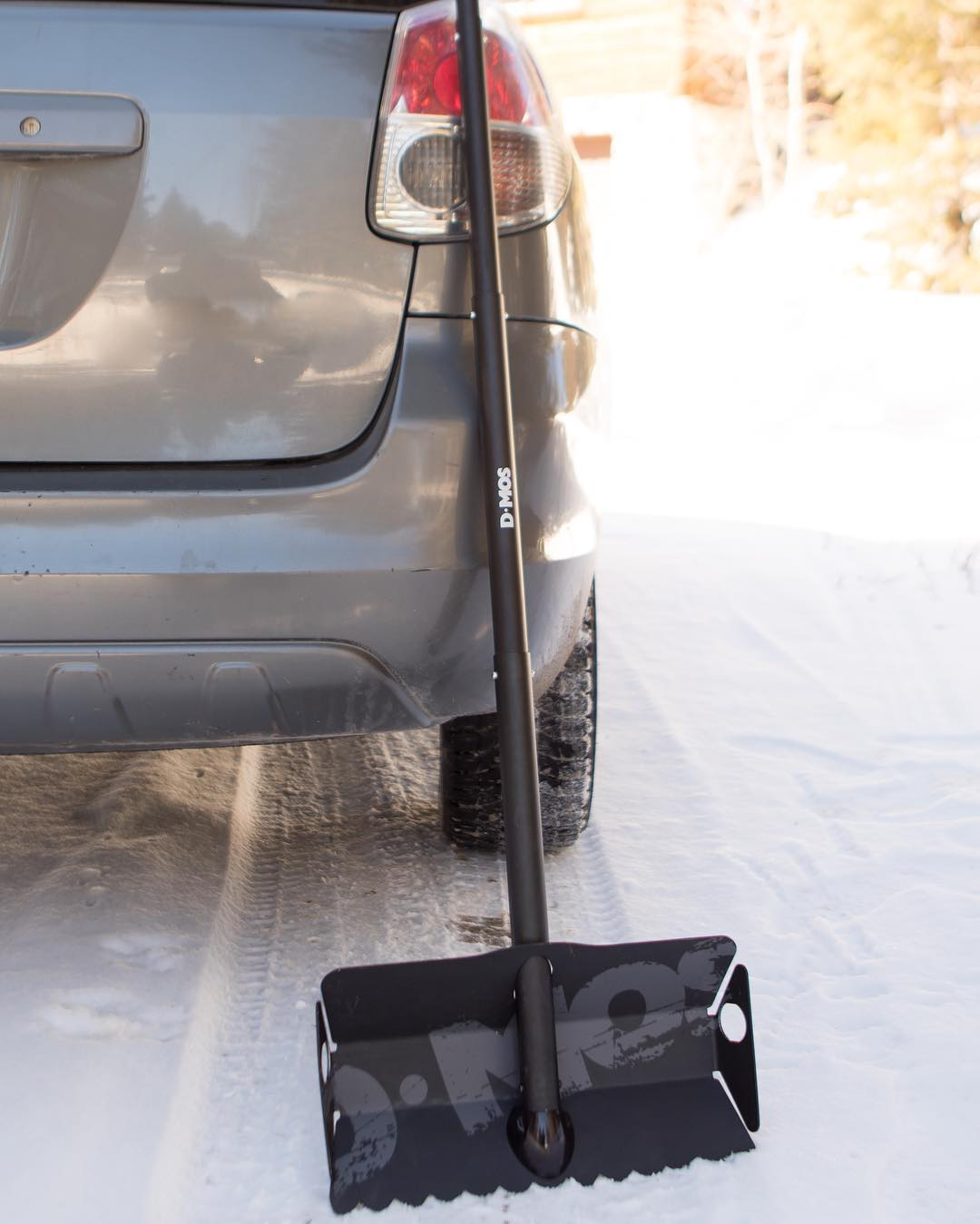 Some of our friends are keeping their shovel in the car year round. How will you use yours this summer?