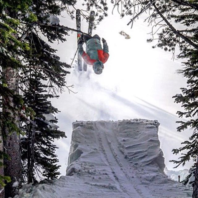 @mtlancaster flipping into the week. #embracethestorm | #flylowgear