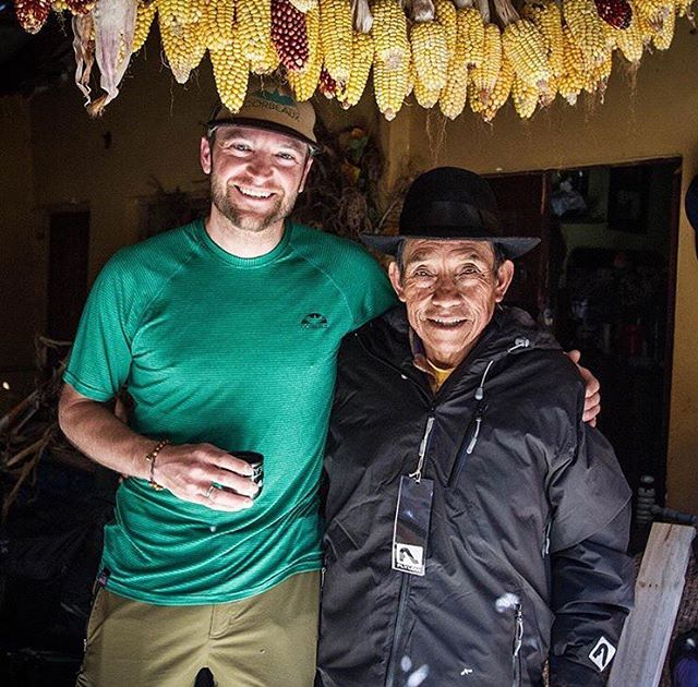 We want to thank @corbeaux_clothing for having Flylow be a part of their annual trip to South America to donate gear to different mountain communities in need.  This year @amoskiaspen and @tj_skis are in Peru supplying the porters union with some Ice...