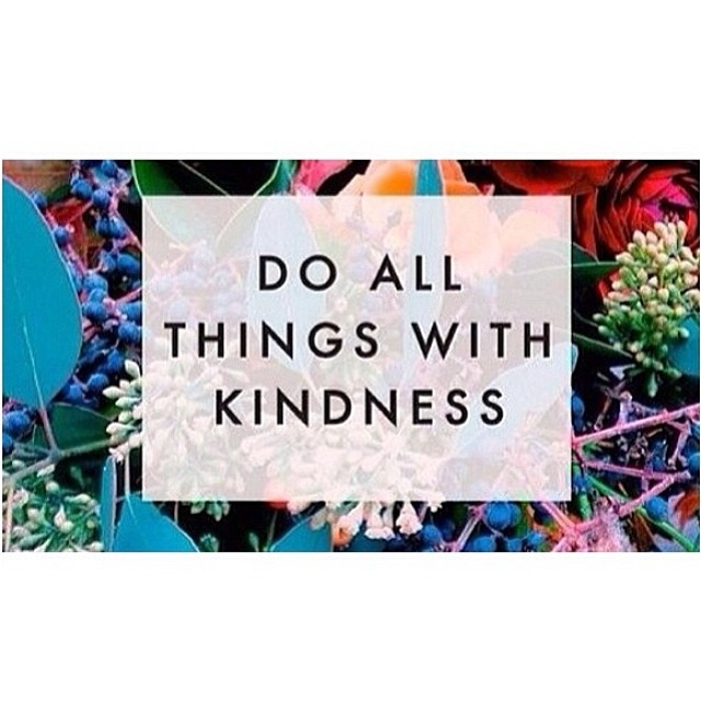Morning inspiration... ☀️ #localhoneydesigns #bekind #kindness #patience #forgiveness  #chooselove  #namaste