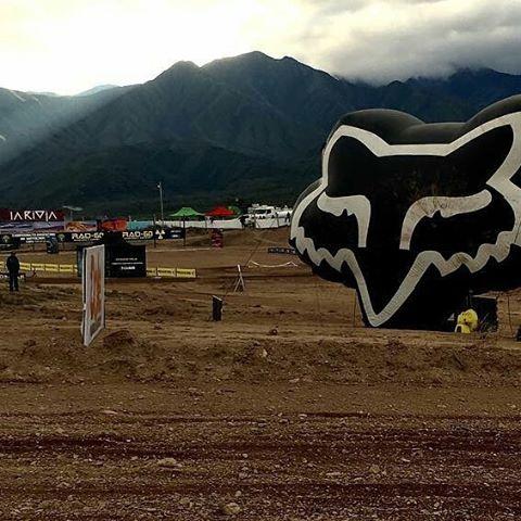 @juancaminos199 -  Muchas gracias @foxheadargentina por la confianza y apoyo #NacionalDeMotocross  #LaRioja #TeamFox #foxheadargentina