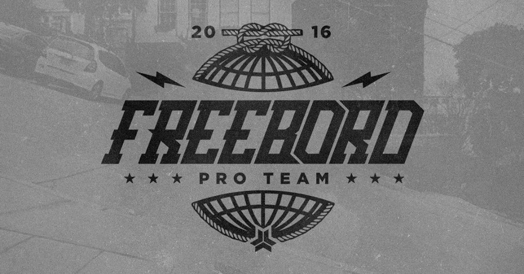 Today we will be announcing our 2016 Freebord Pro Team riders. Thank you to all who submitted, stay tuned for the roll call!