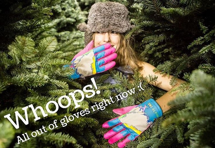 Our apologies for being out of stock this spring! But your message has been delivered loud and clear that YOU THE PEOPLE demand some gloves to keep your hands sweaty this summer. So with that...Freezy Freakies should be back in stock later this month...