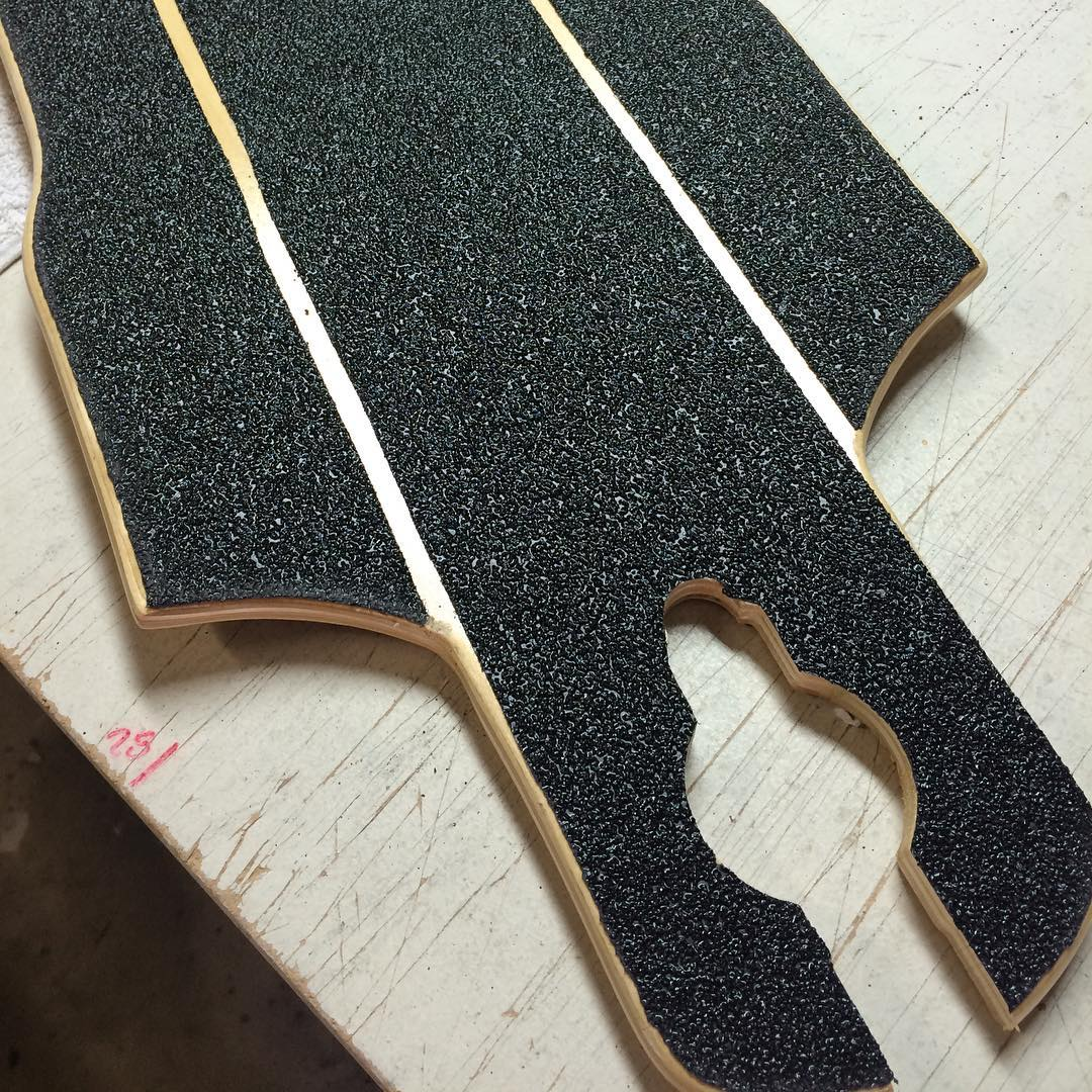 #custom #griptape on the #Suzie #slide through #longboard #snapchat #longboarding #skate #skatelife #picoftheday #skateahop #concretewave
