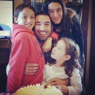 Festejando con Cabeza, Berni y Morita