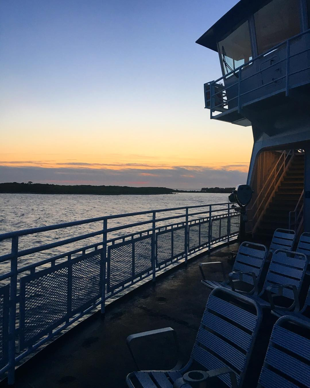 First time in the East Coast visiting Martha's Vineyard! I've already fallen in love with the sunsets #travel #traveler #traveling #explore #sunset #marthasvineyard #eastcoast #adventure #ferry #woodsholeferry #vineyardhaven #roadtrip #nature #beauty...