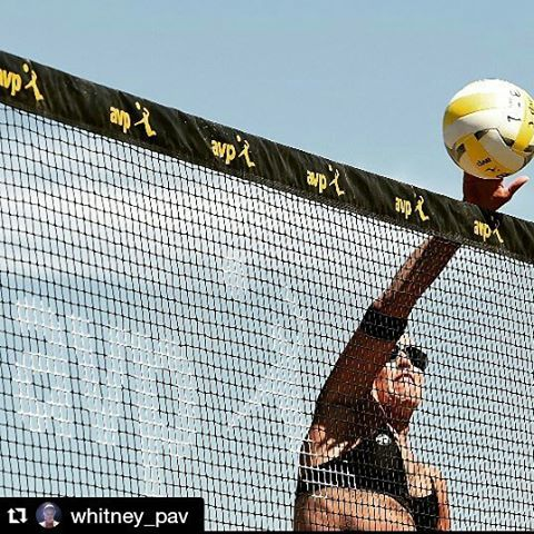 Looking forward to seeing Whitney kill it in NYC this weekend! Good luck Whitney! #beachvolleyball #getoutside #thebigapple #nyc #avpstrong #teamgraniterocx #outdoorsrocx