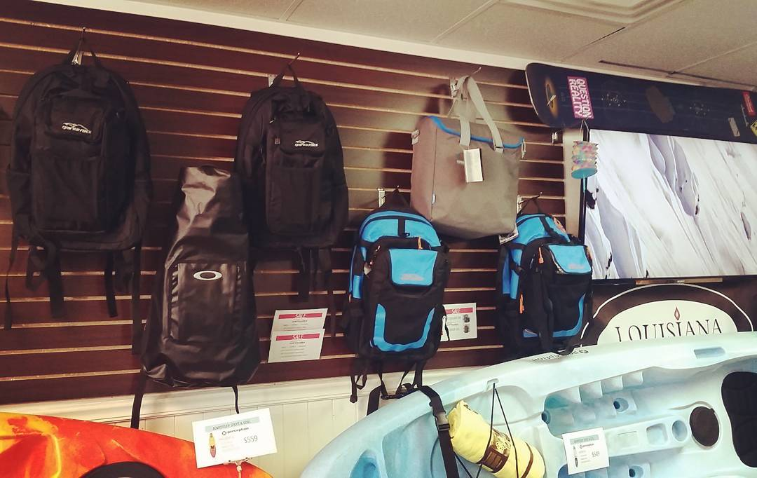 Our packs are now available in Adventure Sport & Grill! To see a full description of our products take a look at the link in our profile! #backpacks #coolers #getoutside #laketahoe #xplorewild #graniterocx #outdoorsrocx