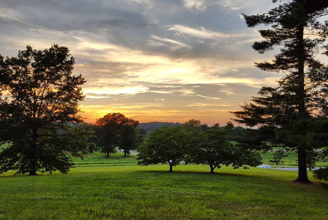 A perfect sunset to bring in summer and celebrate International Surfing Day yesterday. Nights like this make it easy to remember why we need to take care of our Earth.  #summer #earth #sunset #internationalsurfingday #seasons #valleyforge #monday #june...