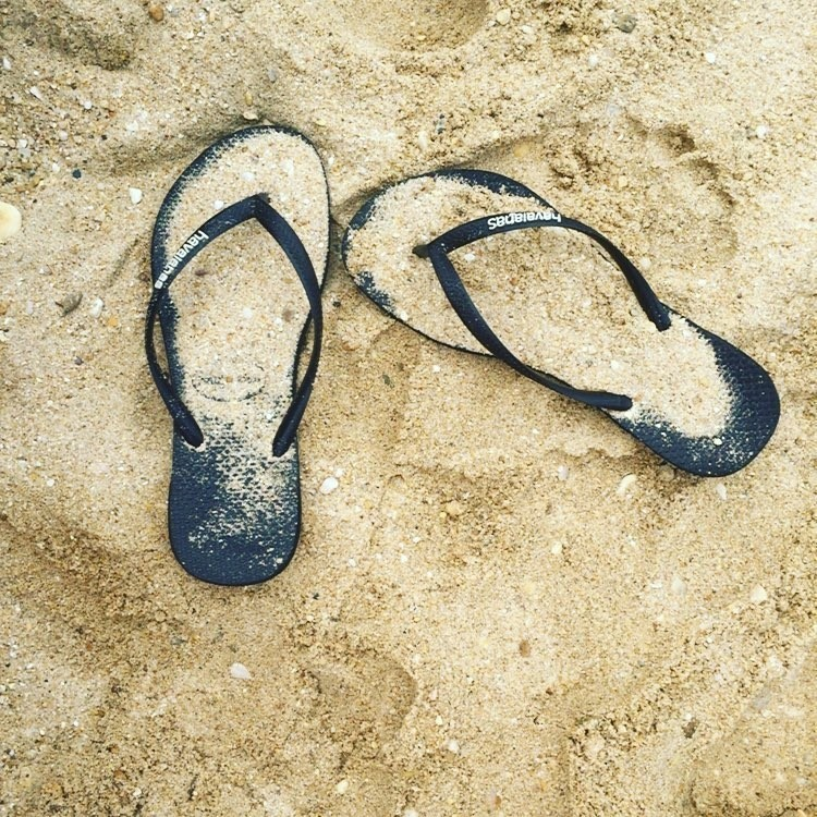 #TôDeHavaianas #HavaianasMoment #VoyConHavaianas #sand @tashosully