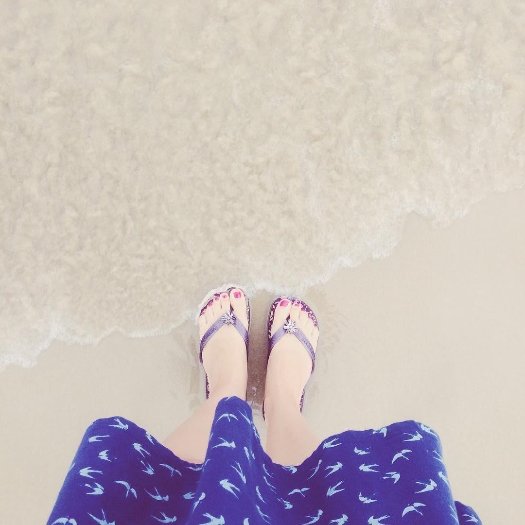 #TôDeHavaianas #HavaianasMoment #VoyConHavaianas #beach @karen.pok