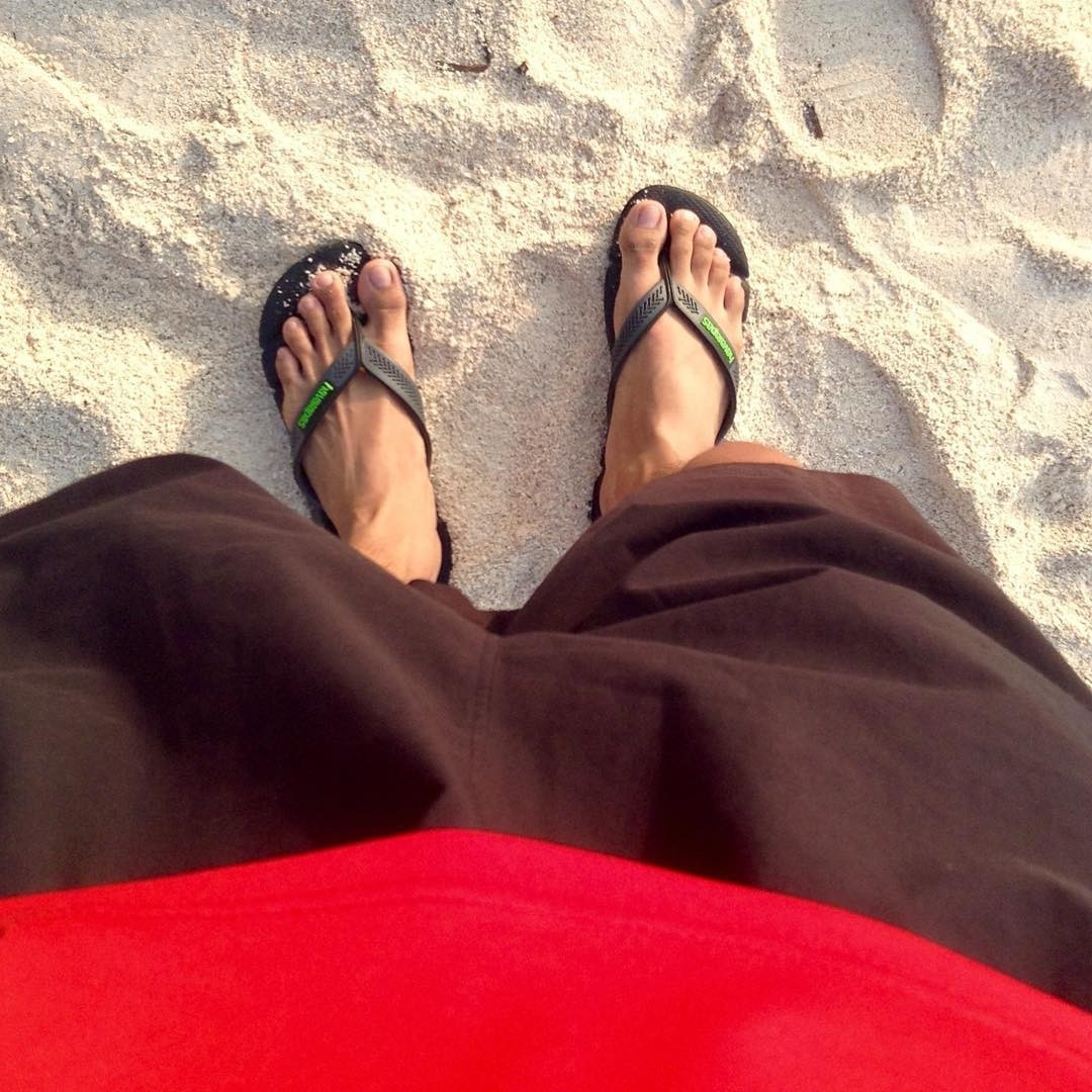 #TôDeHavaianas #HavaianasMoment #VoyConHavaianas #sand @kgeniston