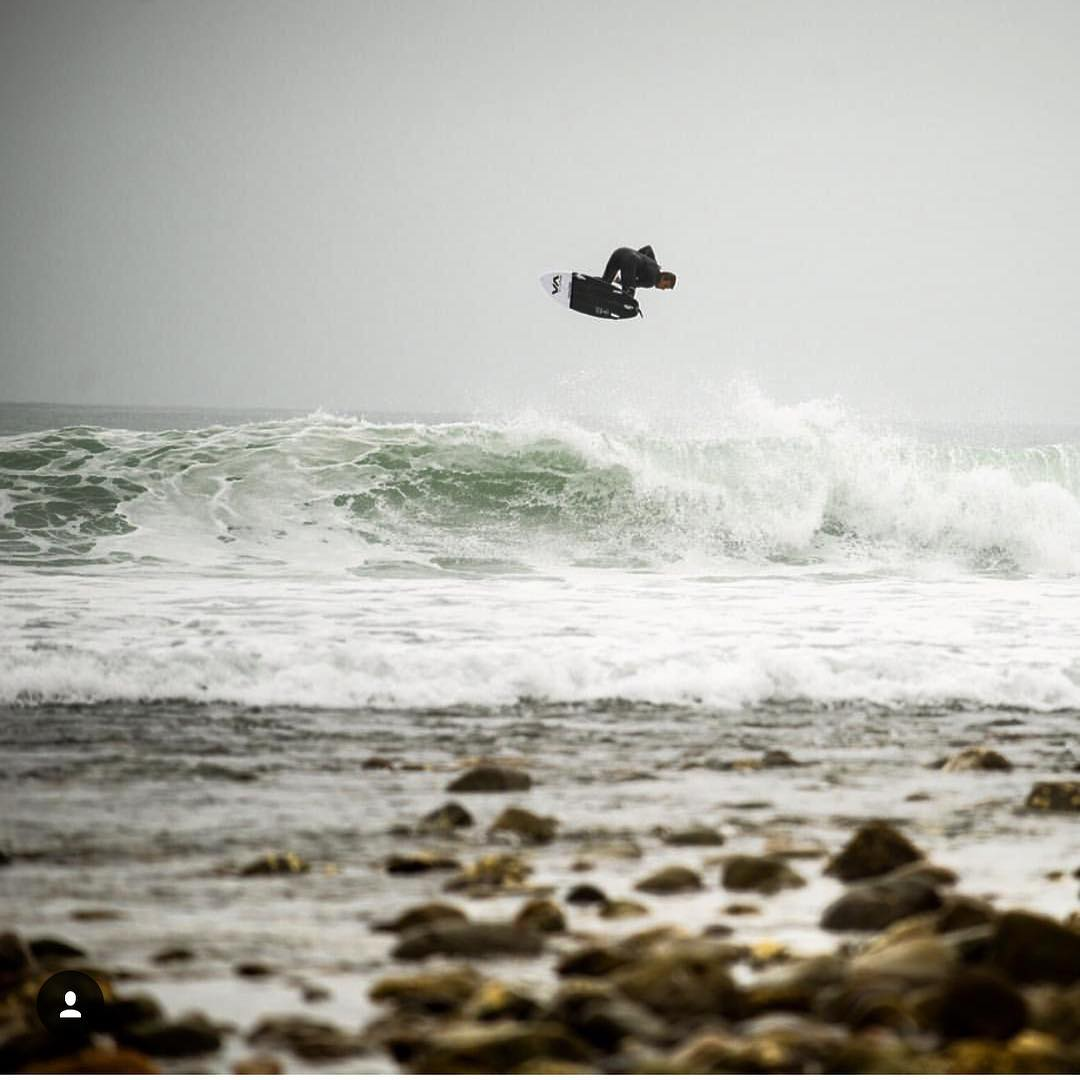 LA county's finest @matt_pagan finding some airspace down in Malibu over the weekend ✈️