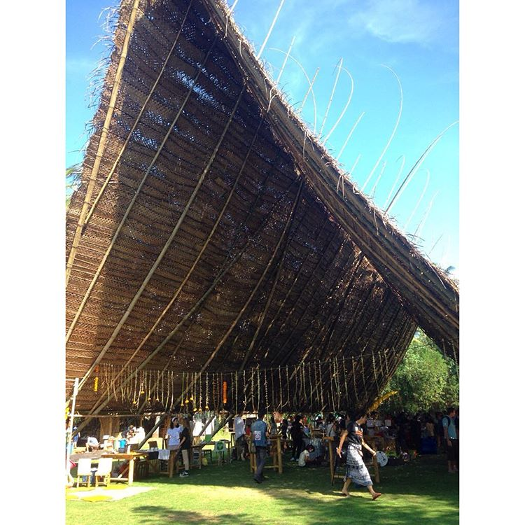 How we do eco fests in #Bali