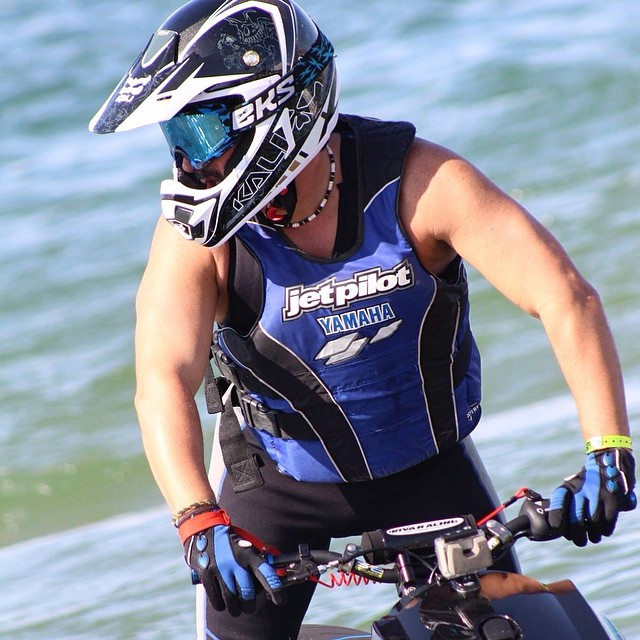 Kali rider Rob Greenwald is getting geared up and dialed in for his debut season in the P1 Aqua X Offshore PWC Race Series kicking off this weekend in Daytona, Florida at the Plaza Beach Resort! #kaliprotectives #PWCoffshoreraceseries...