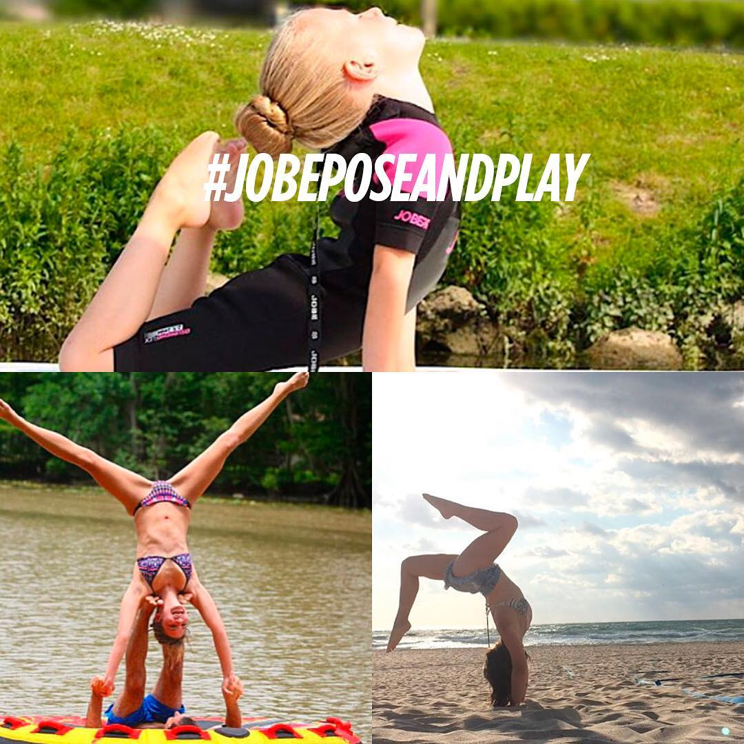 JOBE POSE AND PLAY CONTEST 2016. Let's play some poses from #jobeposeandplay. Highlight: @annemiekebreemer flexy little one. @elisforlacey and @oliviapease are heading for the title too. Did you already post your pose?