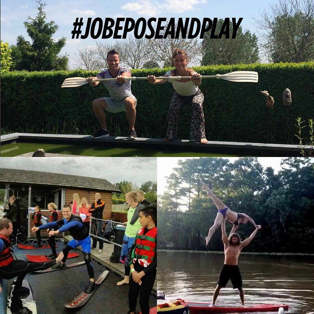 Did you already strike a pose? You still have time to submit yours and WIN! #jobeposeandplay  Let's play! [more details in bio]